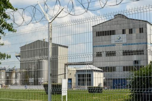 L'usine du groupe pharmaceutique Sanofi dans laquelle est produite la Depakine, en juillet 2018 à Mourenx, dans les Pyrénées-Atlantiques